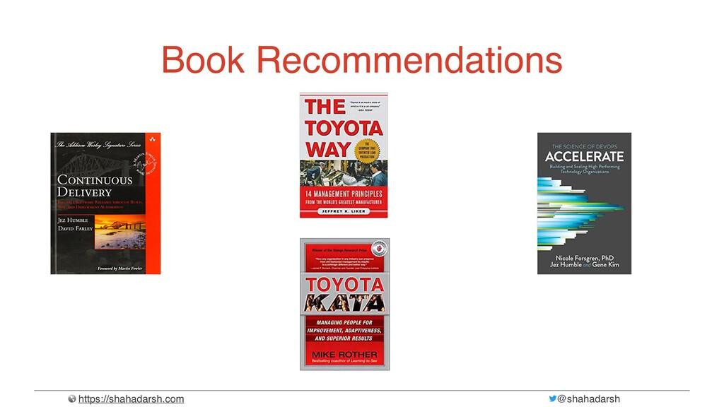 https://shahadarsh.com @shahadarsh Book Recomme...