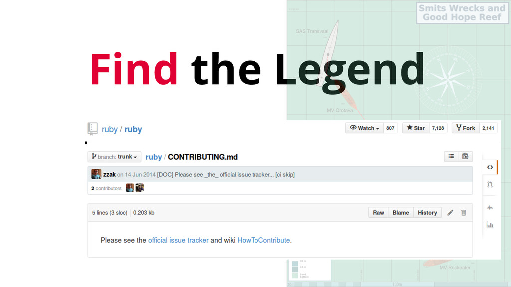 Find the Legend ➔ CONTRIBUTING Guideline https:...