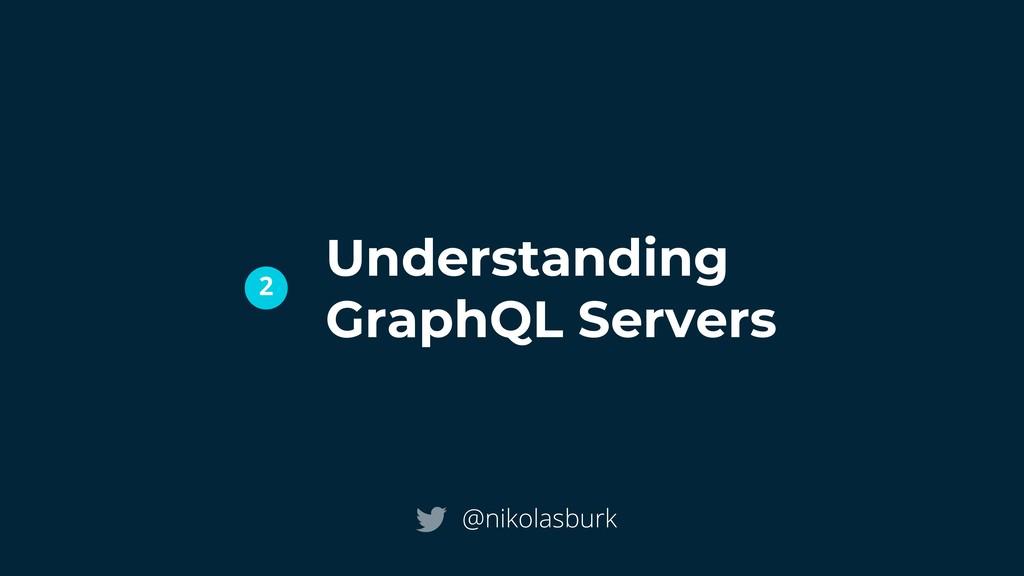 Understanding GraphQL Servers @nikolasburk 2