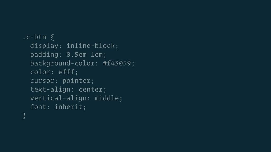 .c-btn { display: inline-block; padding: 0.5em ...