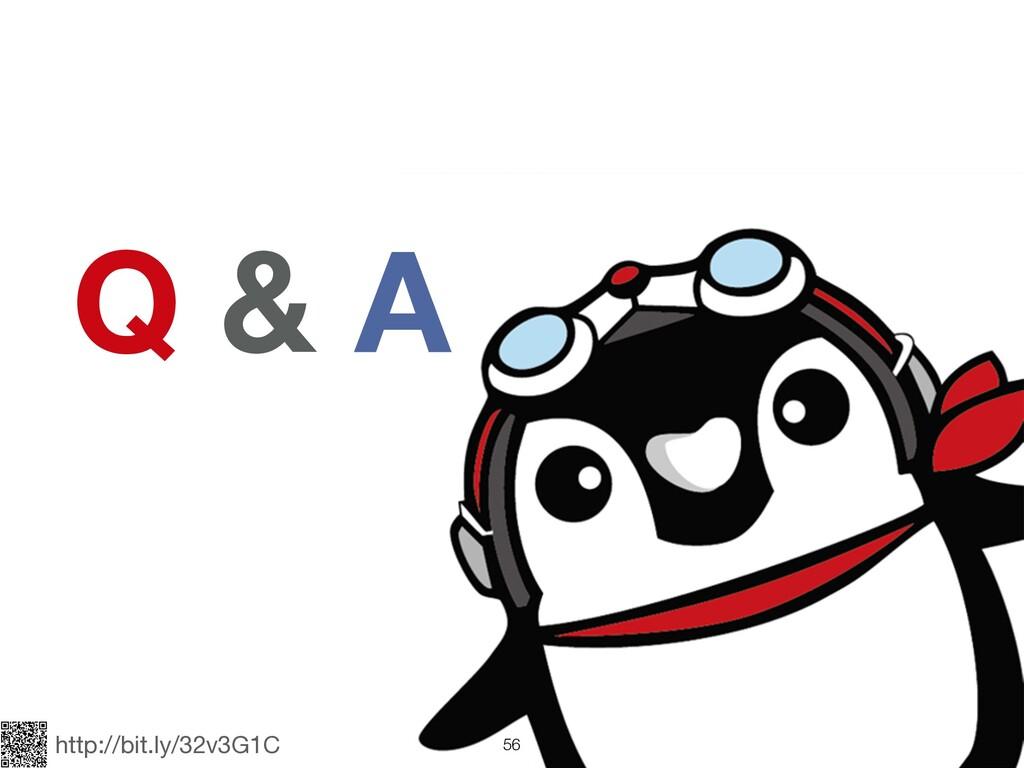 Q & A 56 http://bit.ly/32v3G1C