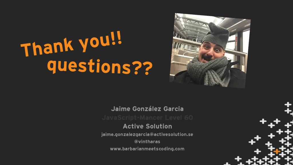 Jaime González Garcia JavaScript-Mancer Level 6...