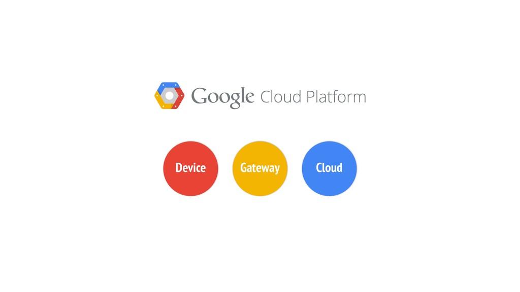 Device Gateway Cloud