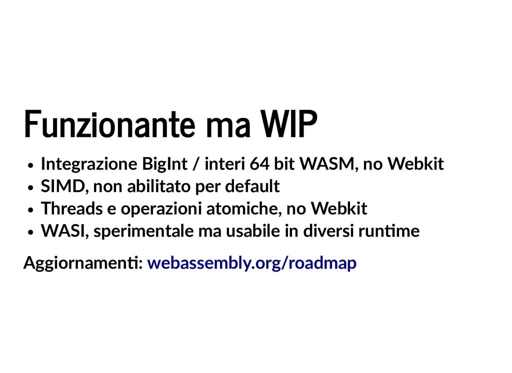 Funzionante ma WIP Funzionante ma WIP Integrazi...