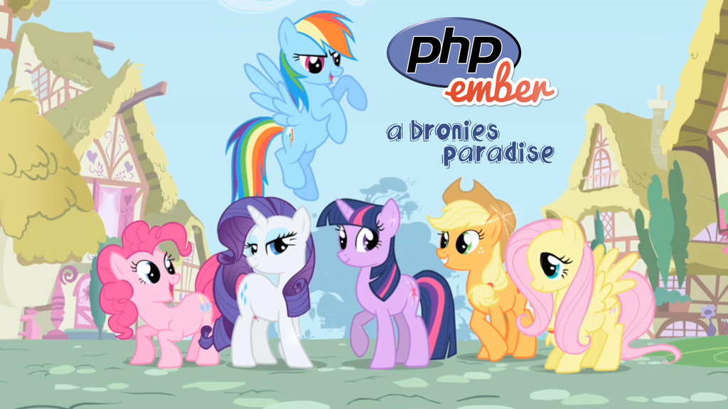 a Bronies Paradise