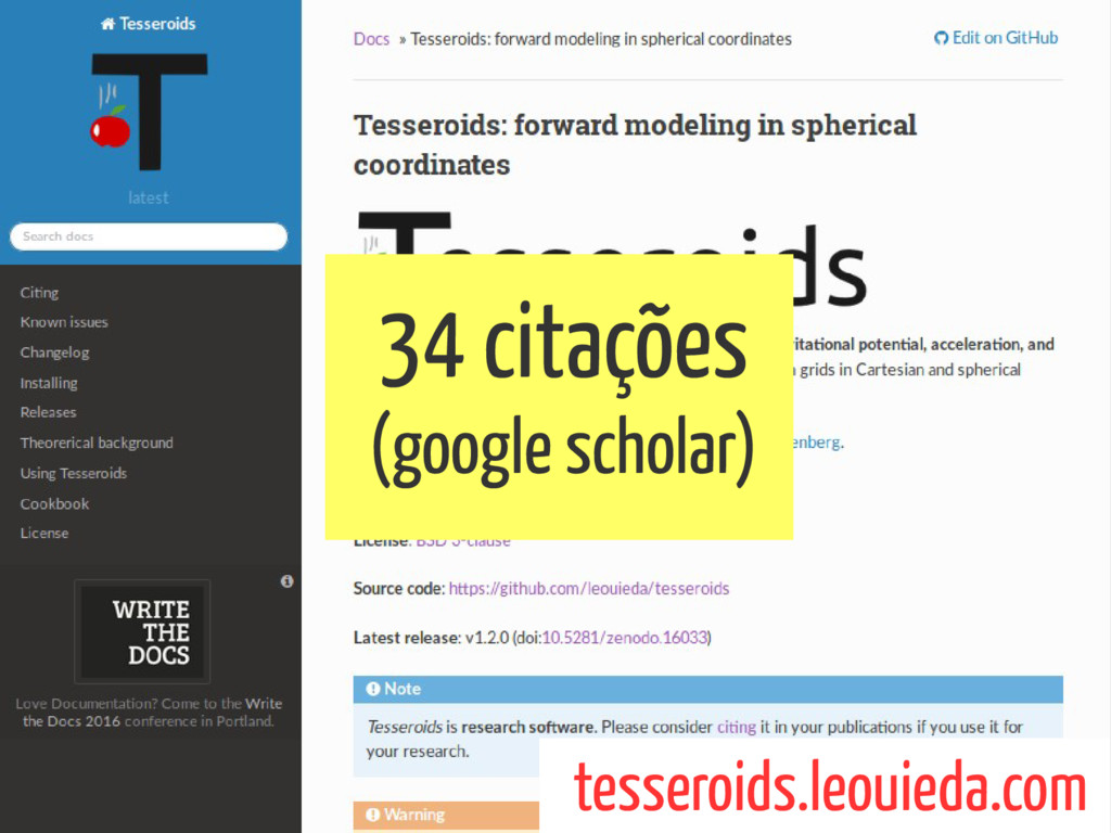 34 citações (google scholar) tesseroids.leouied...