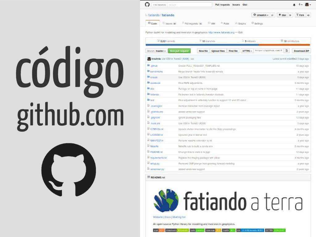 código github.com