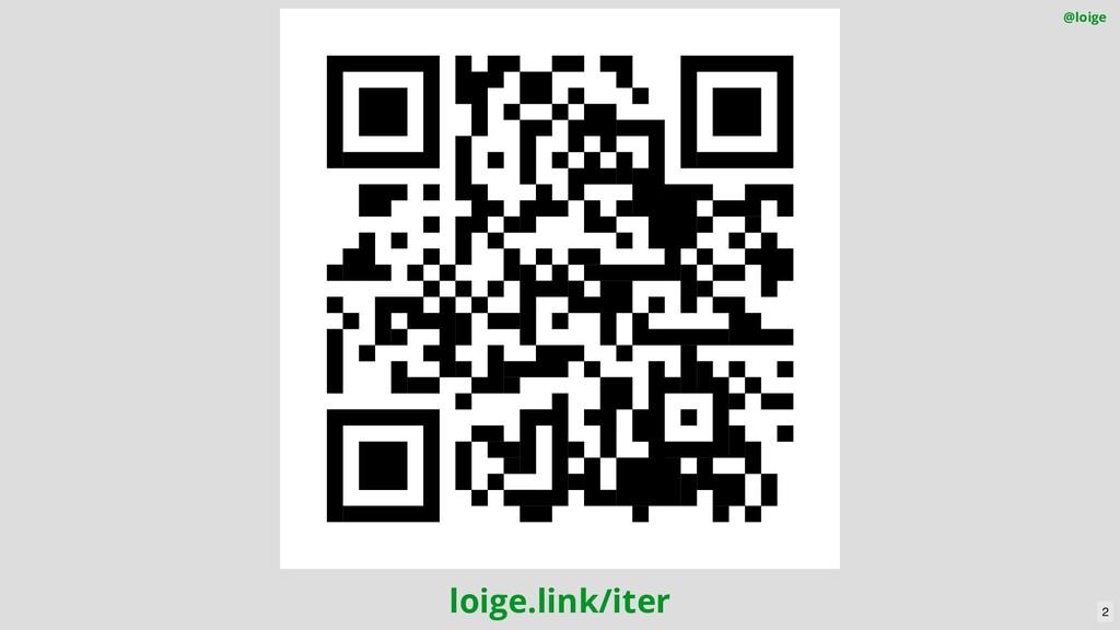@loige loige.link/iter 2