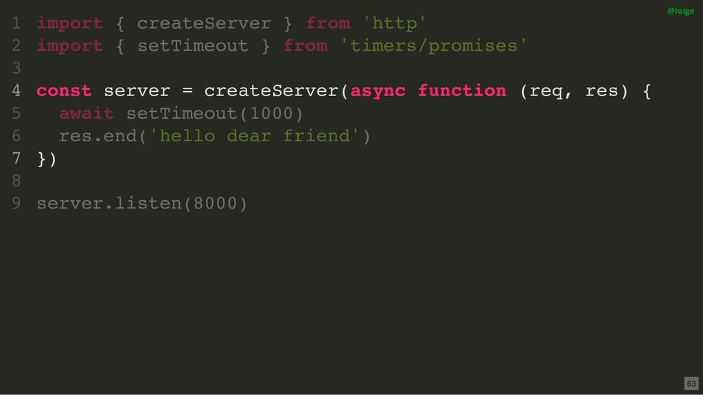 import { createServer } from 'http' import { se...