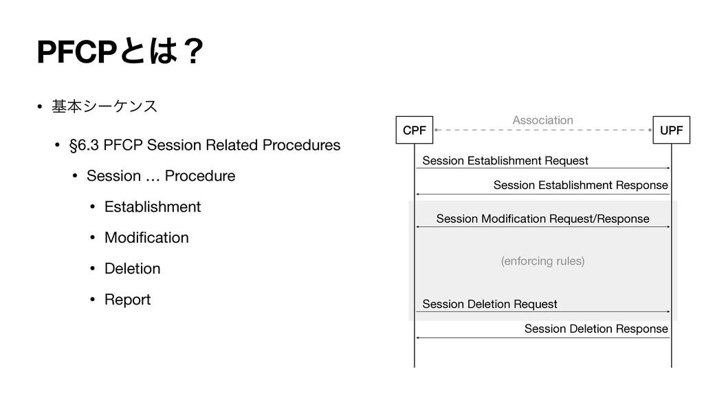 • جຊγʔέϯε   • §6.3 PFCP Session Related Procedu...