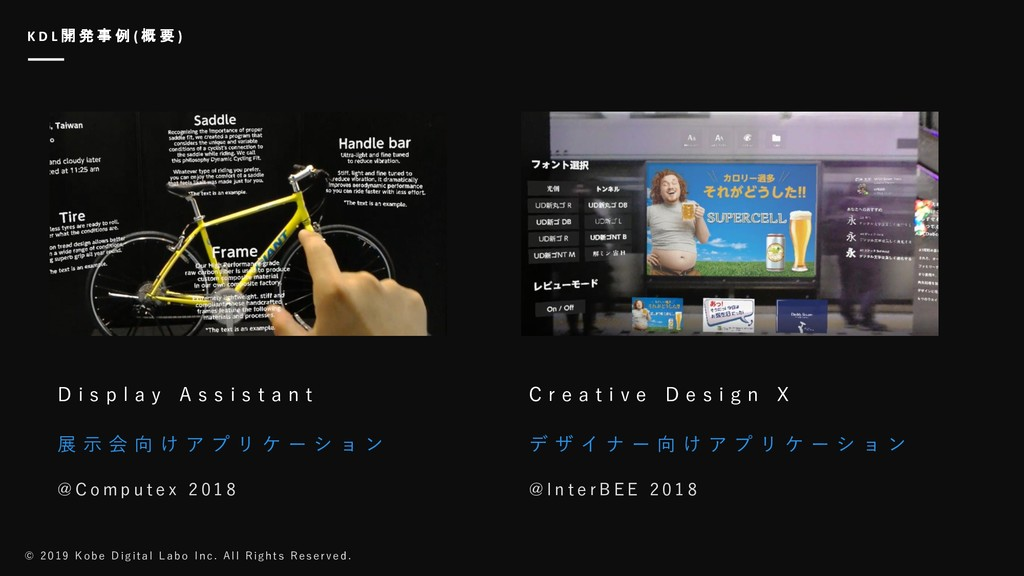 © 2019 Kobe Digital Labo Inc. All Rights Reserv...