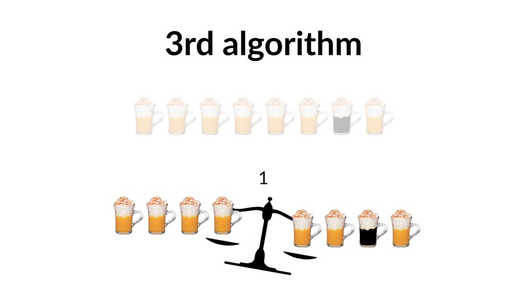 3rd algorithm 1