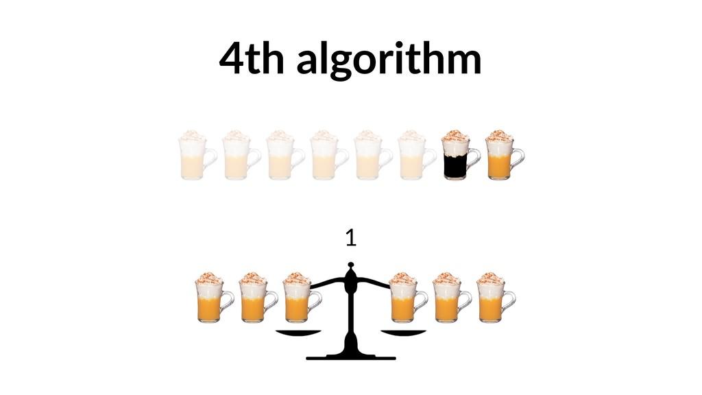 4th algorithm 1