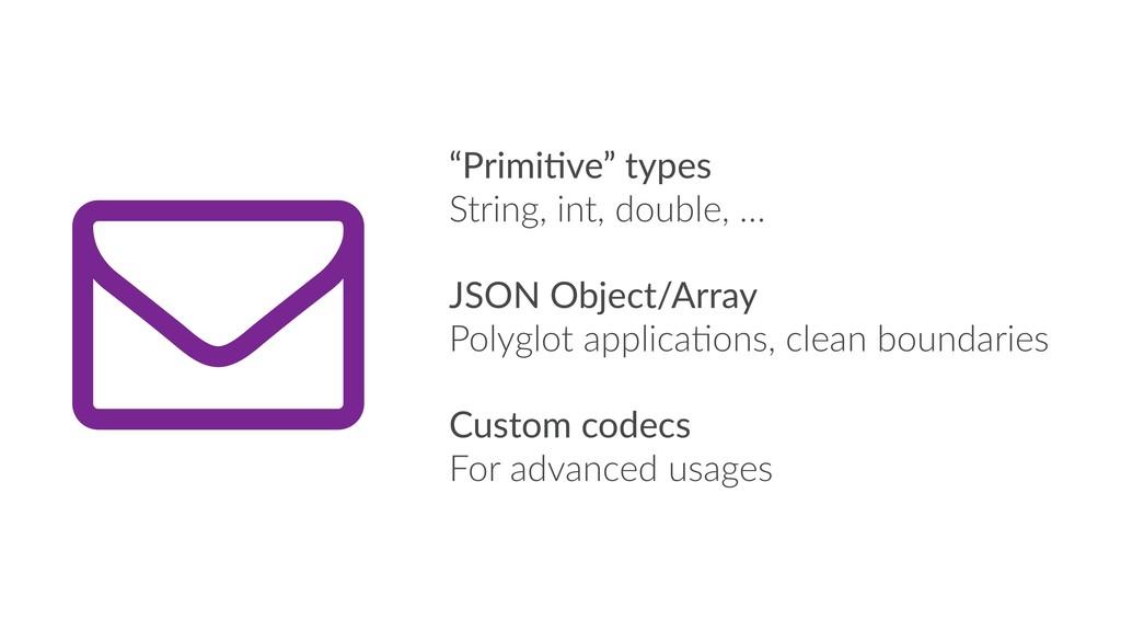 """PrimiBve"" types String, int, double, … JSON Ob..."