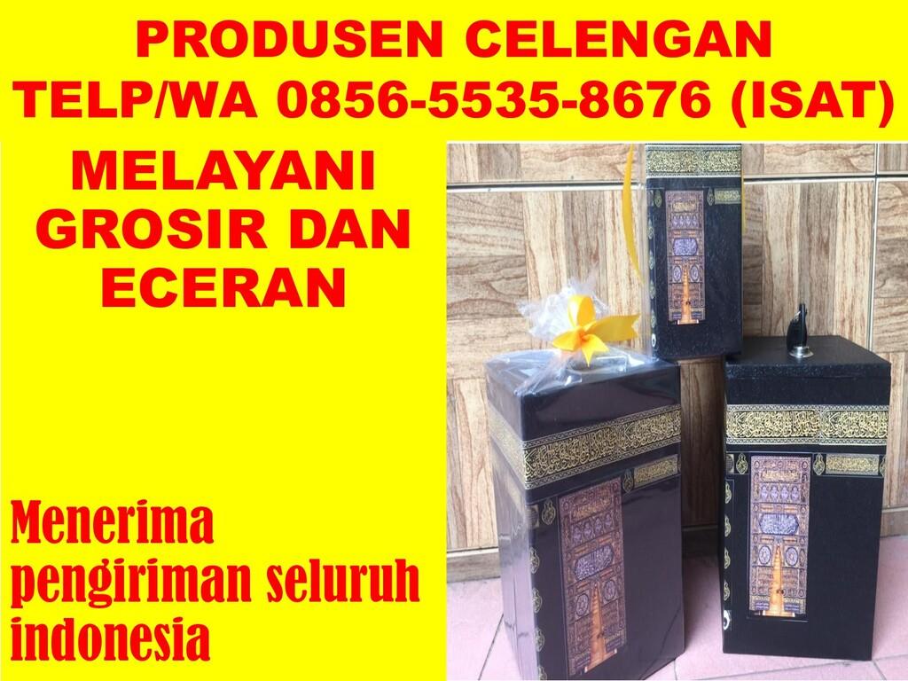 PRODUSEN CELENGAN TELP/WA 0856-5535-8676 (ISAT)...