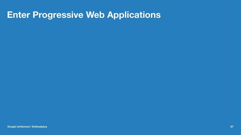 Enter Progressive Web Applications Drupal Unhit...