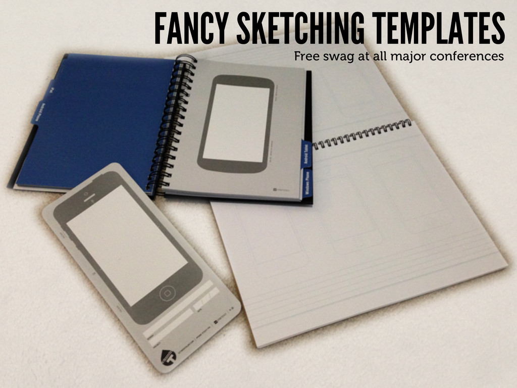 FANCY SKETCHING TEMPLATES Free swag at all majo...