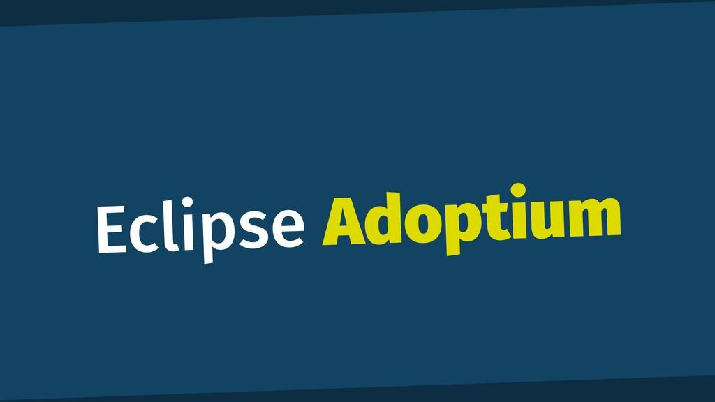 Eclipse Adoptium