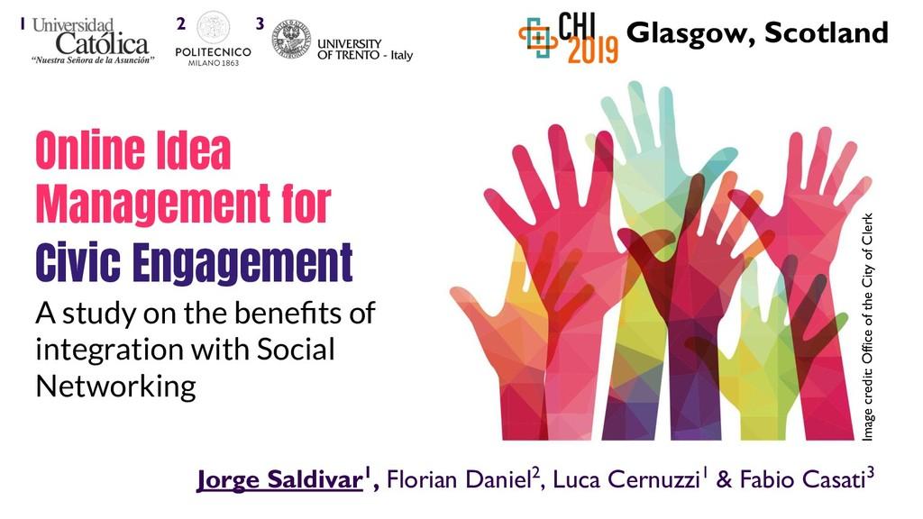 Online Idea Management for Civic Engagement Jor...