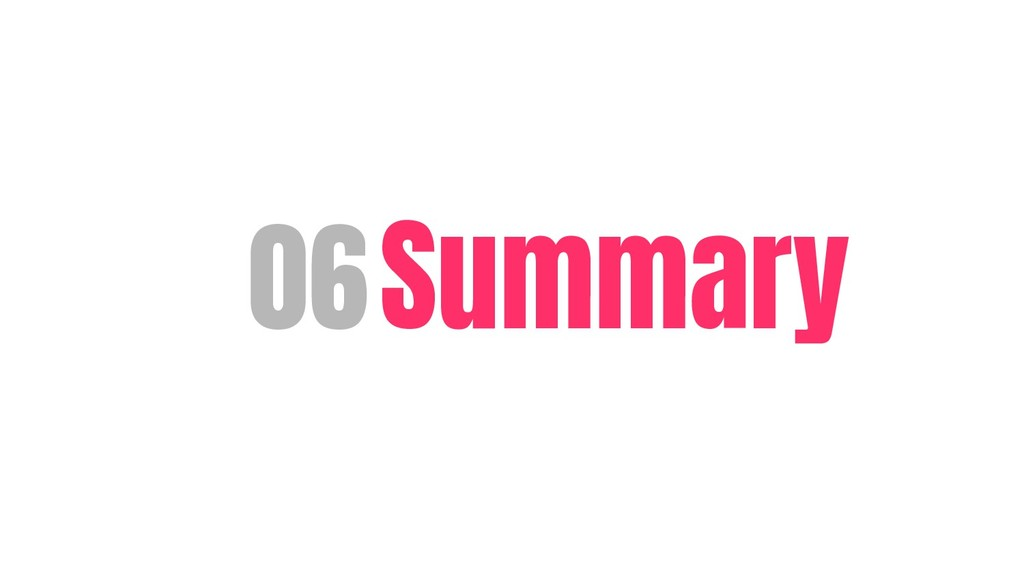 06Summary
