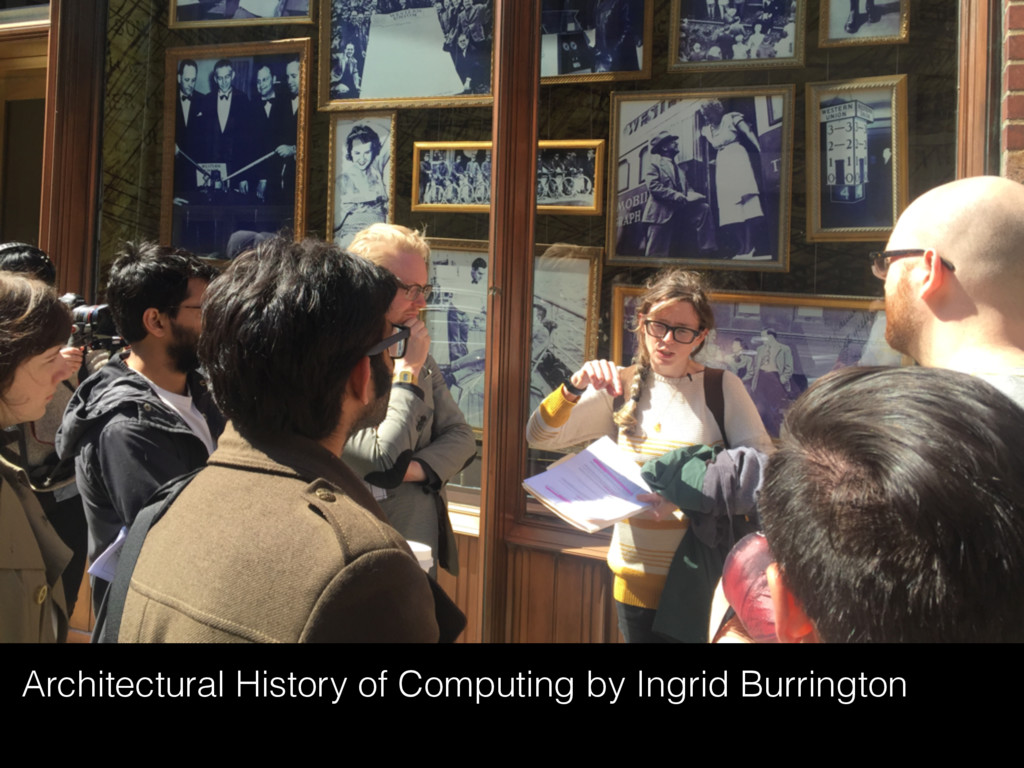 Architectural History of Computing by Ingrid Bu...