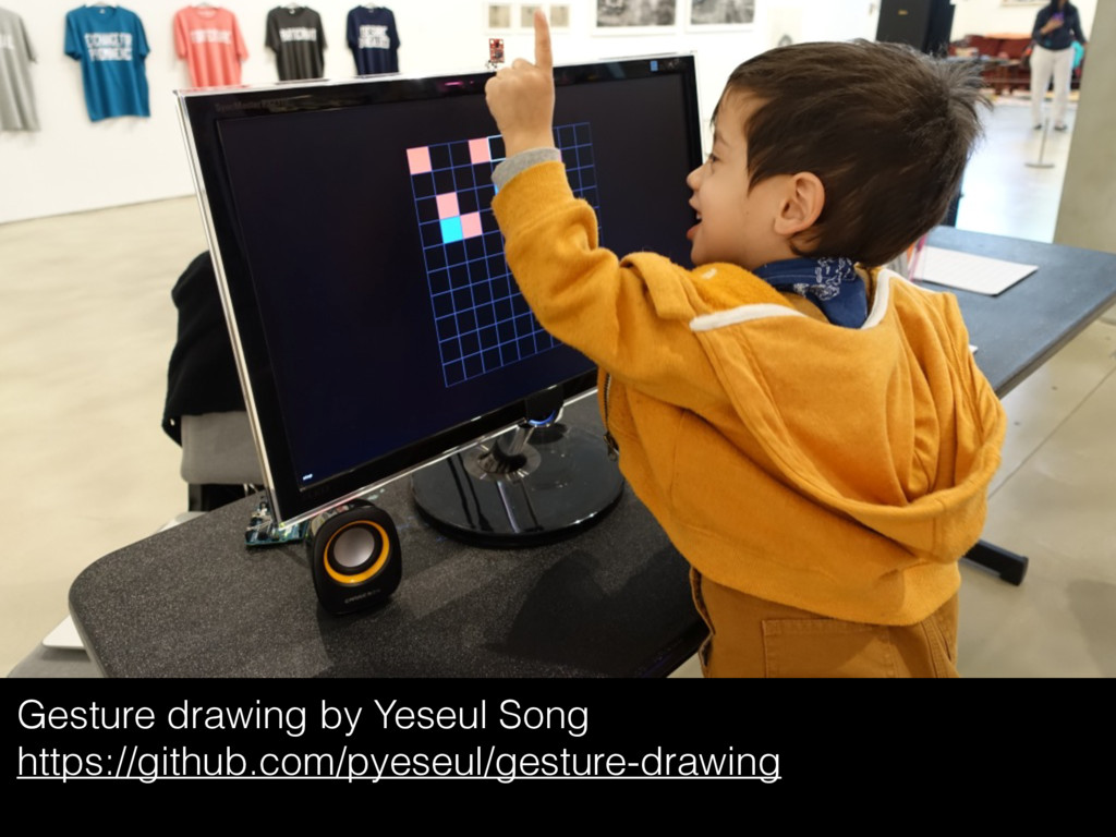 Gesture drawing by Yeseul Song  https://github...