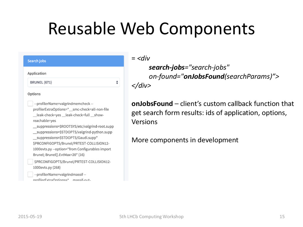 "Reusable Web Components 15 = <div search-jobs=""..."