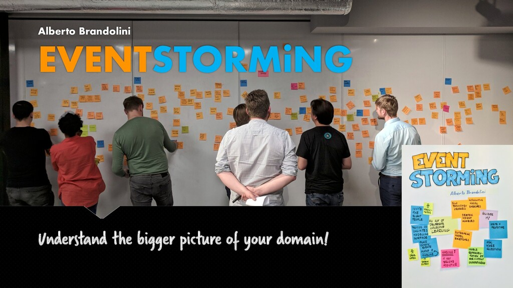 Understand the bigger picture of your domain! A...