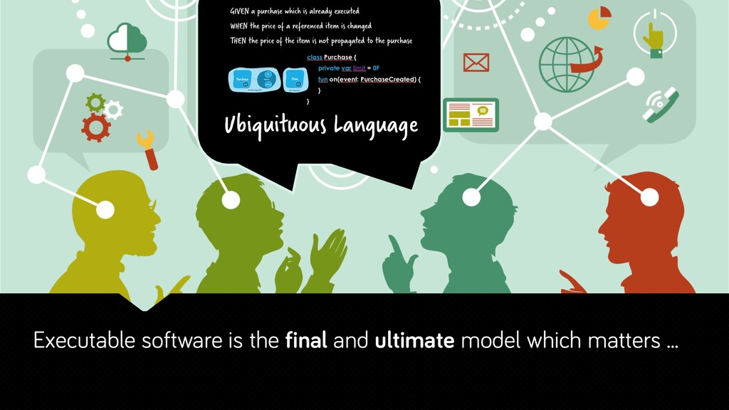 Executable software is the final and ultimate m...