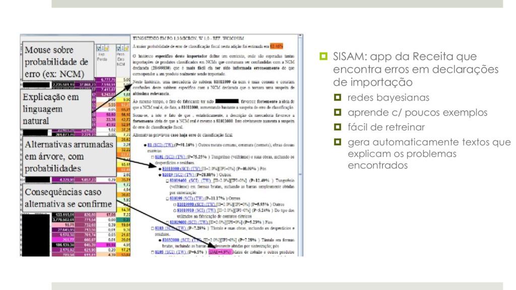  SISAM: app da Receita que encontra erros em d...