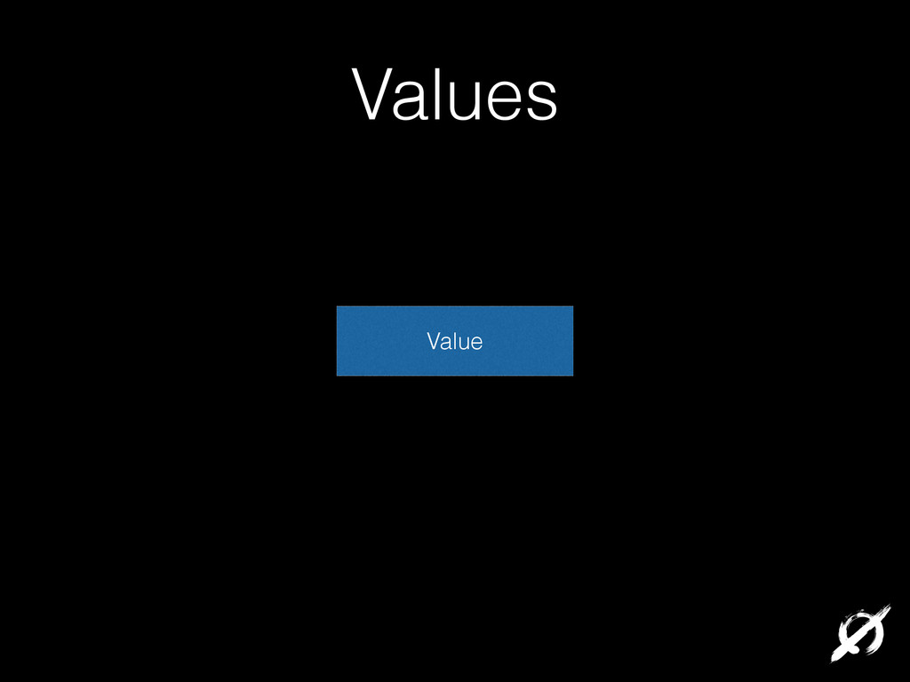 Values Value