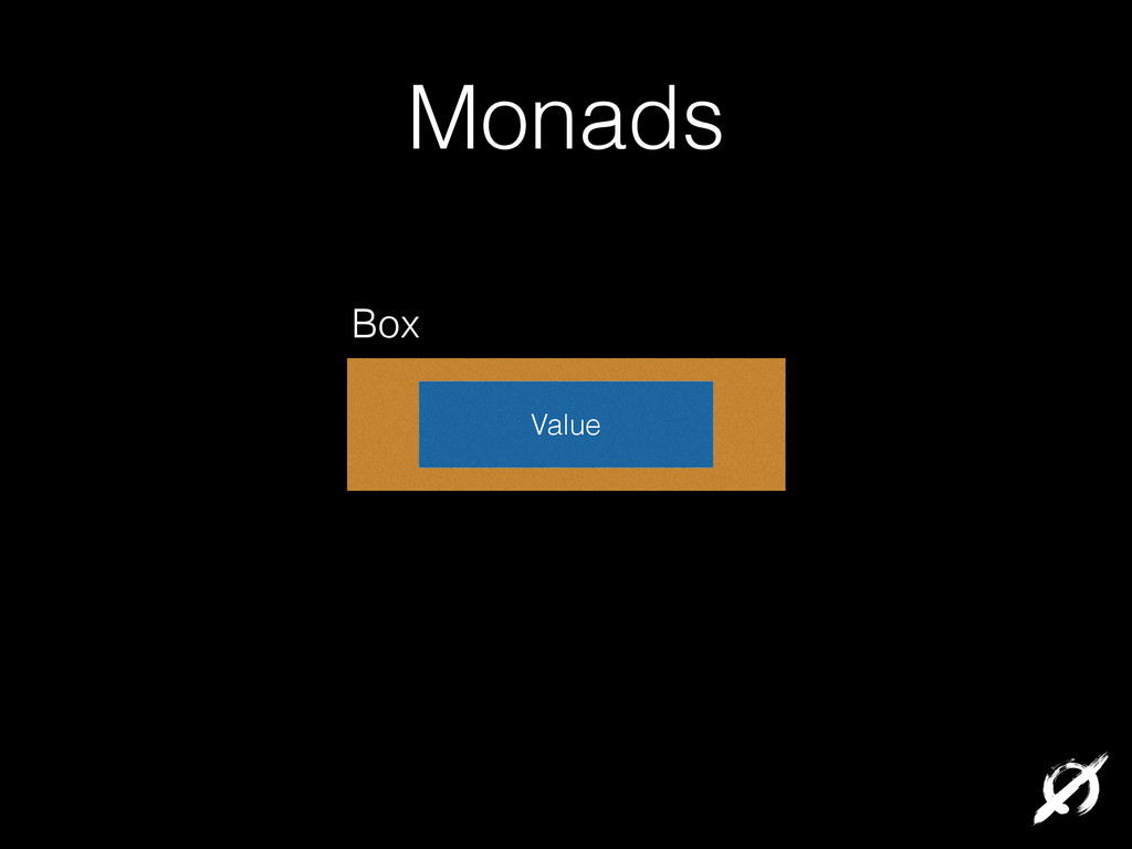 Monads Value Box