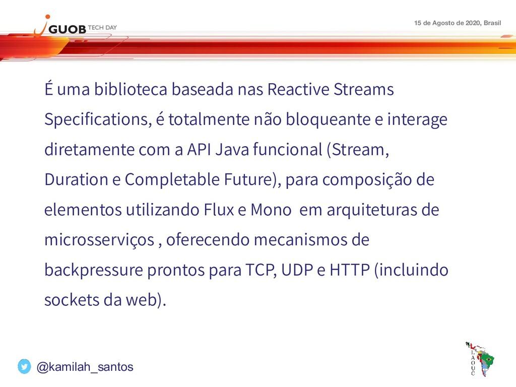15 de Agosto de 2020, Brasil É uma biblioteca b...