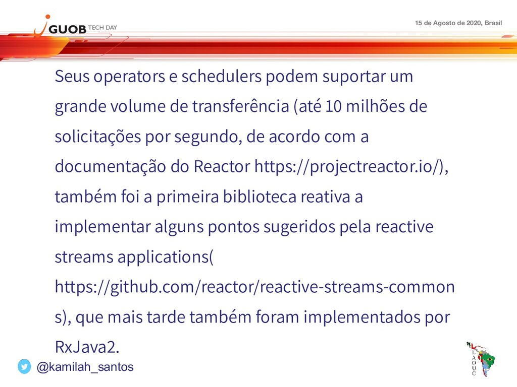 15 de Agosto de 2020, Brasil Seus operators e s...