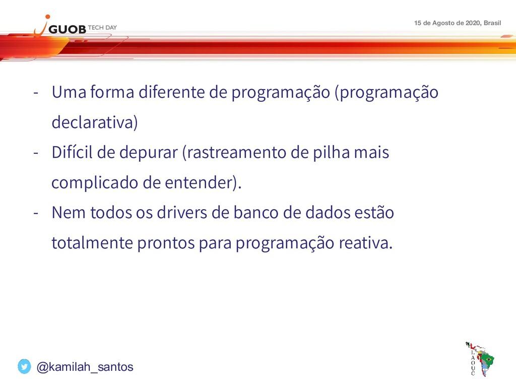 15 de Agosto de 2020, Brasil - Uma forma difere...