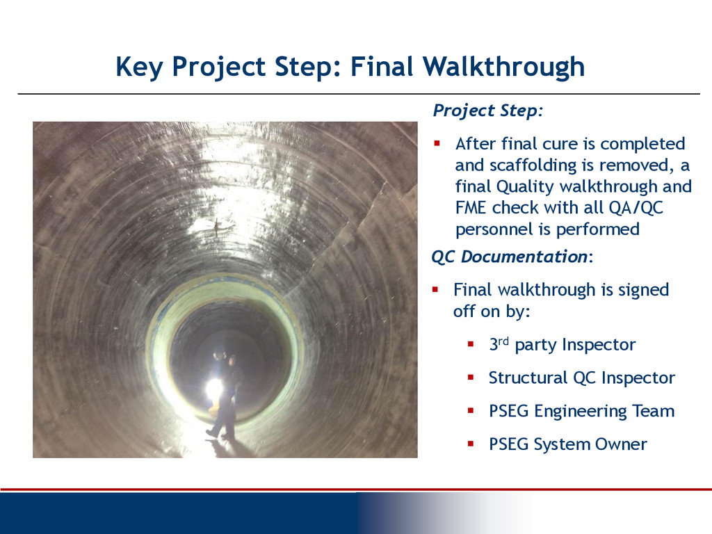 Key Project Step: Final Walkthrough Project Ste...