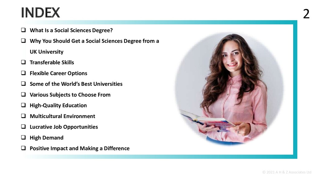 2  What Is a Social Sciences Degree?  Why You...