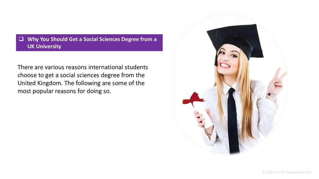  Why You Should Get a Social Sciences Degree f...