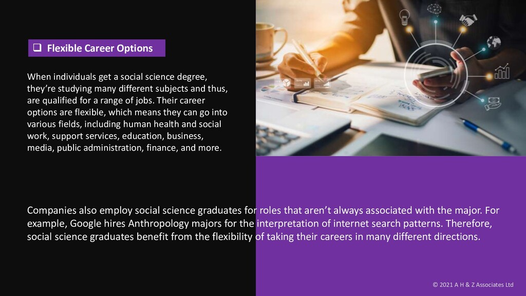  Flexible Career Options Companies also employ...