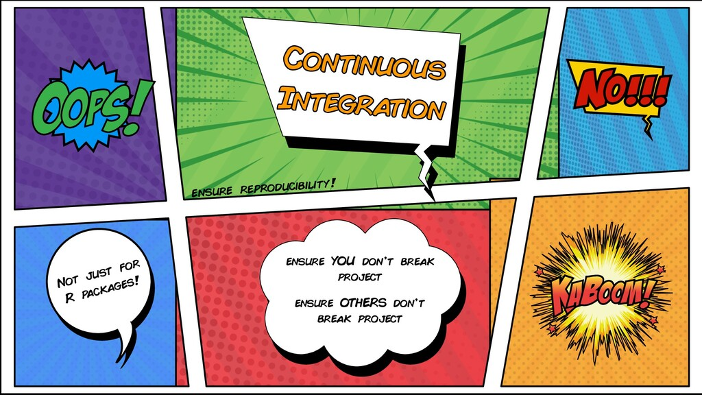 Continuous Integration ensure YOU don't break p...