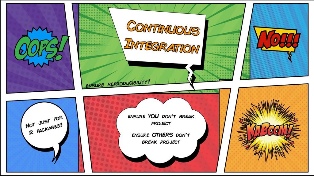 Continuous Integration ensure YOU don't break p...