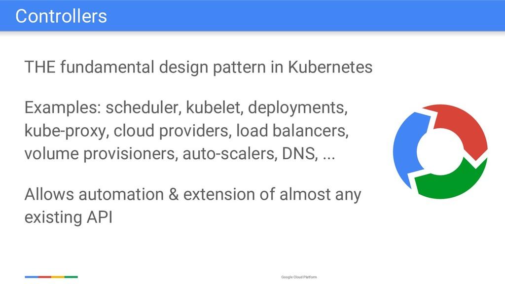 Google Cloud Platform THE fundamental design pa...