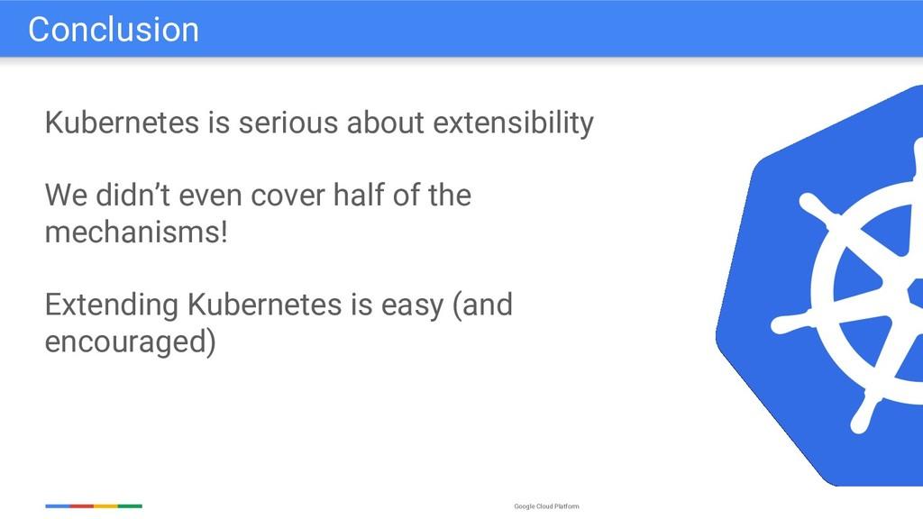 Google Cloud Platform Kubernetes is serious abo...
