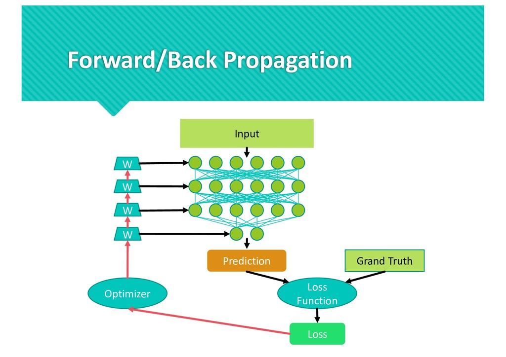 Forward/Back Propagation Input Prediction Grand...
