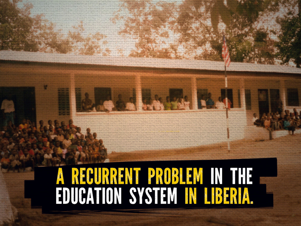 A RECURRENT PROBLEM IN THE EDUCATION SYSTEM IN ...