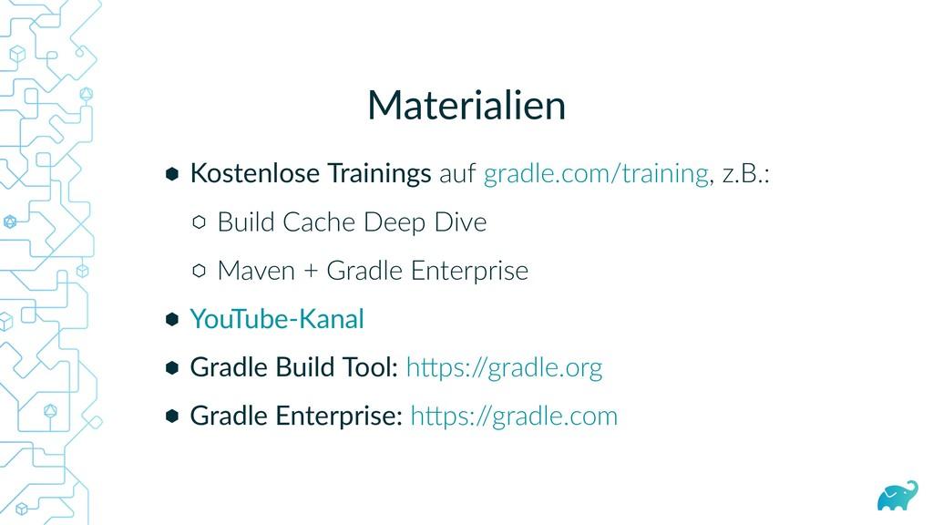 Materialien Kostenlose Trainings auf , z.B.: Bu...