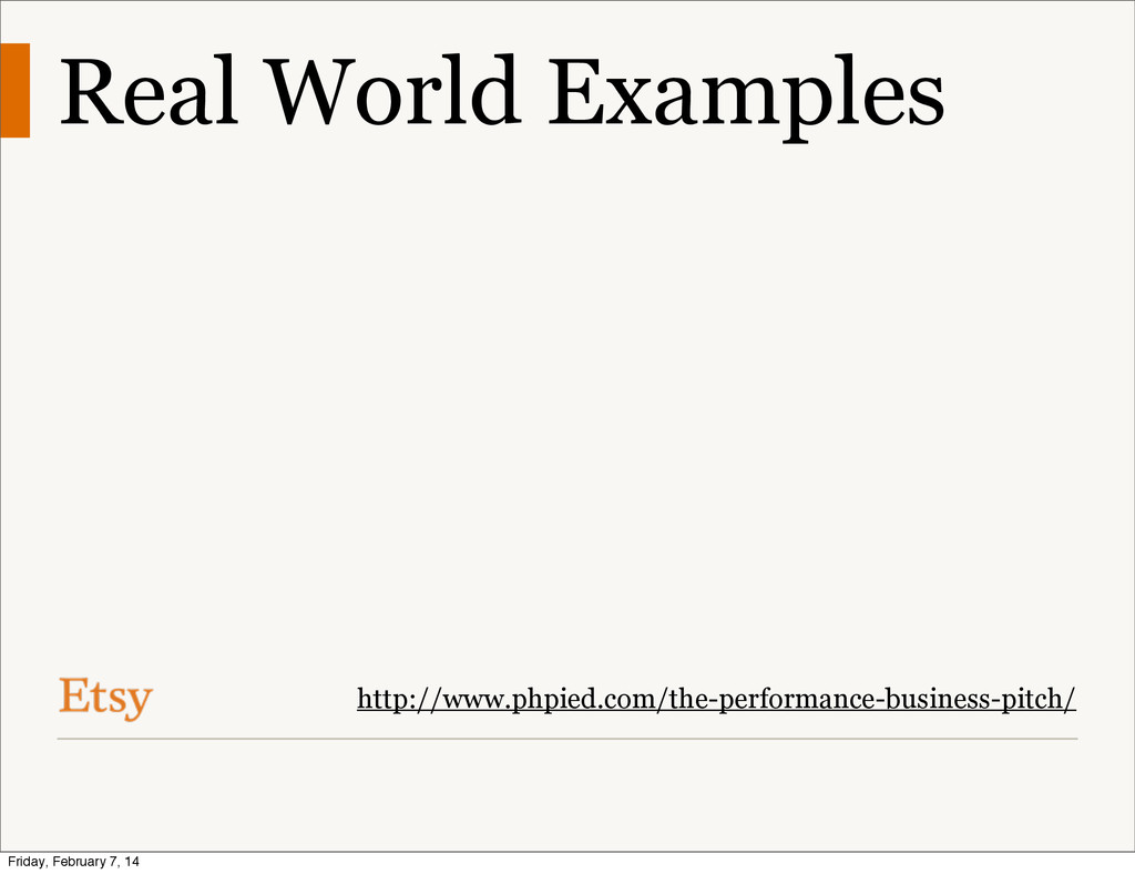 Real World Examples http://www.phpied.com/the-p...