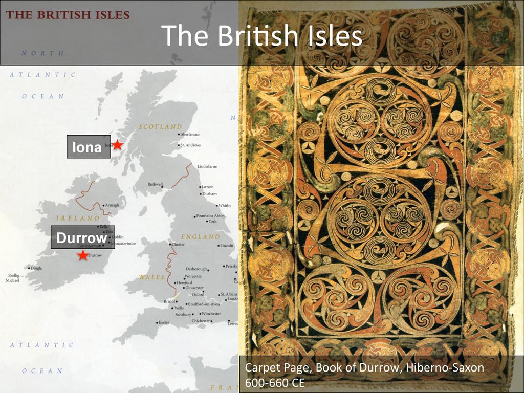 Durrow The Bri_sh Isles  Carpet Pag...