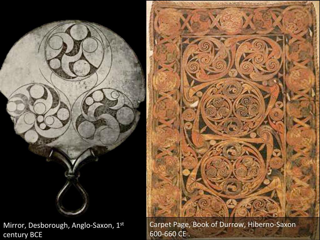 Mirror, Desborough, Anglo-‐Saxon, 1st...