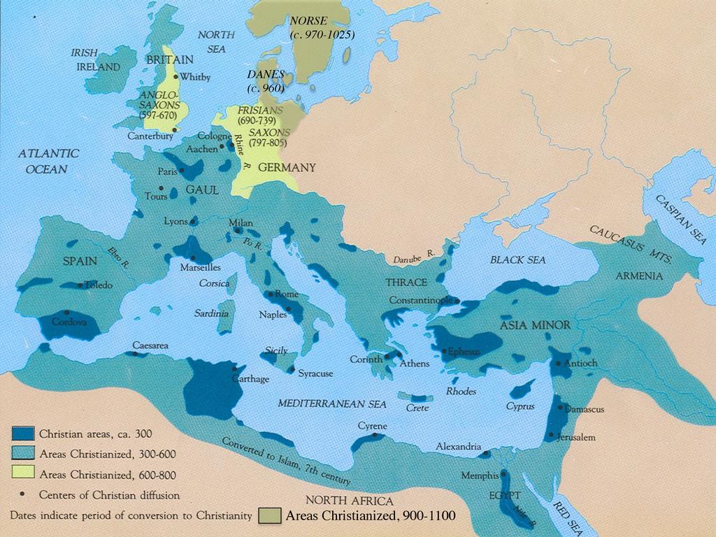 DANES  (c. 960)  NORSE  (c. 970-1025)  ...